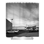 Industry And Beauty Shower Curtain
