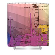 Industry Six Shower Curtain