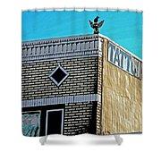 Inner City Shower Curtain