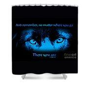 Inner Self Shower Curtain by Smilin Eyes  Treasures