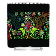 Innerspace Dreambeing Shower Curtain