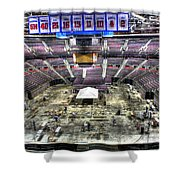 Inside The Palace Of Auburn Hills 2 Shower Curtain