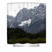 Insignificent Shower Curtain