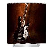 Instrument - Guitar - High Strung Shower Curtain
