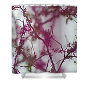 Inter-vined Shower Curtain