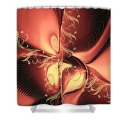 Intimate Fantasies Shower Curtain