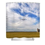 Into The Wide Open Shower Curtain