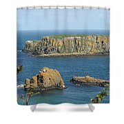 Ireland 0009 Shower Curtain