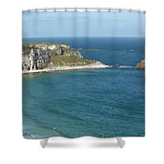 Ireland 0010 Shower Curtain