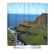 Ireland 0012 Shower Curtain