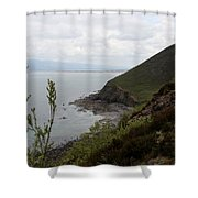 Ireland Coast I Shower Curtain