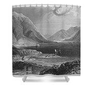 Ireland: Leenane, C1840 Shower Curtain