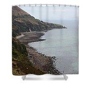 Ireland Seacoast Shower Curtain