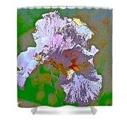 Iris 45 Shower Curtain