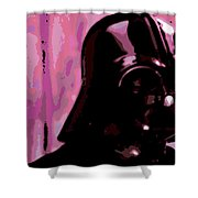 Is This My Good Side? Shower Curtain