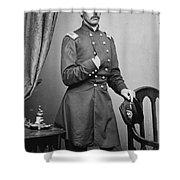 Isaac Tucker (d.1861) Shower Curtain