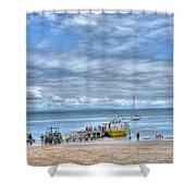 Island Hoppers 2 Shower Curtain