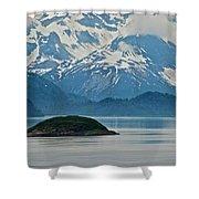 Island Paridise Shower Curtain