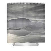 Isle Of Serenity Shower Curtain