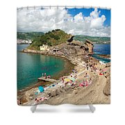 Islet In The Azores Shower Curtain
