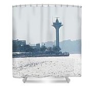Istanbul Afternoon  Shower Curtain