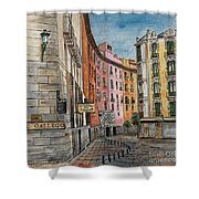 Italian Village 2 Shower Curtain