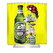 It's Still Beer Shower Curtain