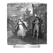 Ivanhoe, 1832 Shower Curtain