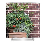 Ivy And Things Shower Curtain