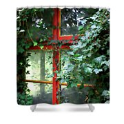 Ivy Embrace Shower Curtain