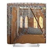 Ivy Walls Shower Curtain