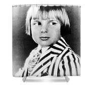 Jackie Coogan (1914-1984) Shower Curtain