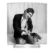Jacob Adler (1855-1926) Shower Curtain