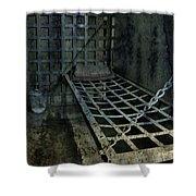 Jailbird Cage  Shower Curtain