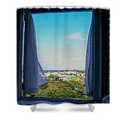 Jamacia Brezze Shower Curtain