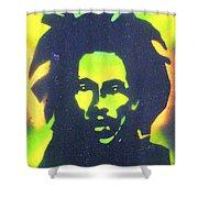Jamaica X Jamaica  Shower Curtain