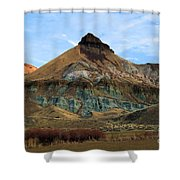 James Cant Hoodoos Shower Curtain