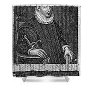 James Crichton (1560-1582) Shower Curtain