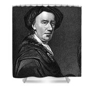 James Ferguson (1710-1776) Shower Curtain