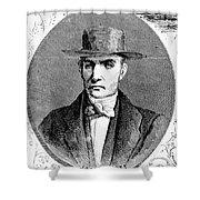 James Mott (1788-1868) Shower Curtain