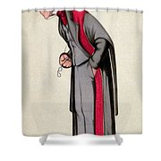 James Paget, English Surgeon Shower Curtain