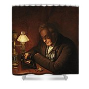 James Peale Shower Curtain