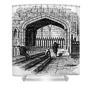 James Watt: Tomb, 1819 Shower Curtain
