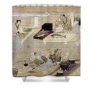 Japan: Kitchen, C1375 Shower Curtain