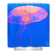 Jazzy Jelly Shower Curtain