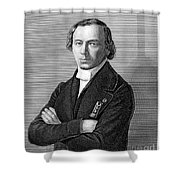 Jean Baptiste Andr� Dumas Shower Curtain