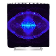 Jellyfish Sorbet Shower Curtain