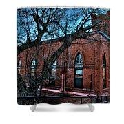 Jerome Church Shower Curtain