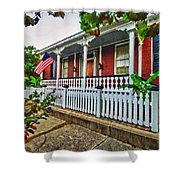 Jerry Arnold - Home Shower Curtain
