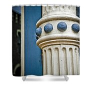 Jeweled Architecture 2 Shower Curtain